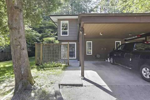 Townhouse for sale at 1140 Eagleridge Dr Unit 1 Coquitlam British Columbia - MLS: R2378257