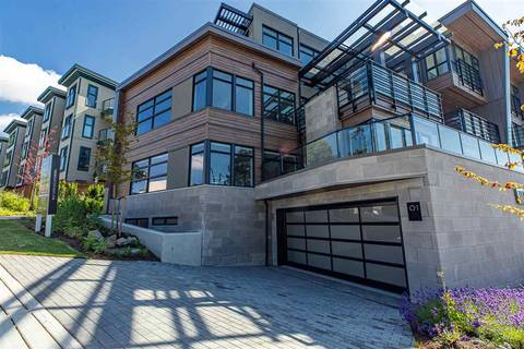 Townhouse for sale at 1148 Johnston Rd Unit 1 White Rock British Columbia - MLS: R2430702