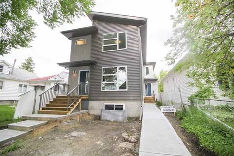 Townhouse for sale at 11505 88 St Nw Unit 1 Edmonton Alberta - MLS: E4164789