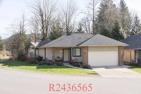 House for sale at 11540 Glacier Dr Unit 1 Mission British Columbia - MLS: R2436565
