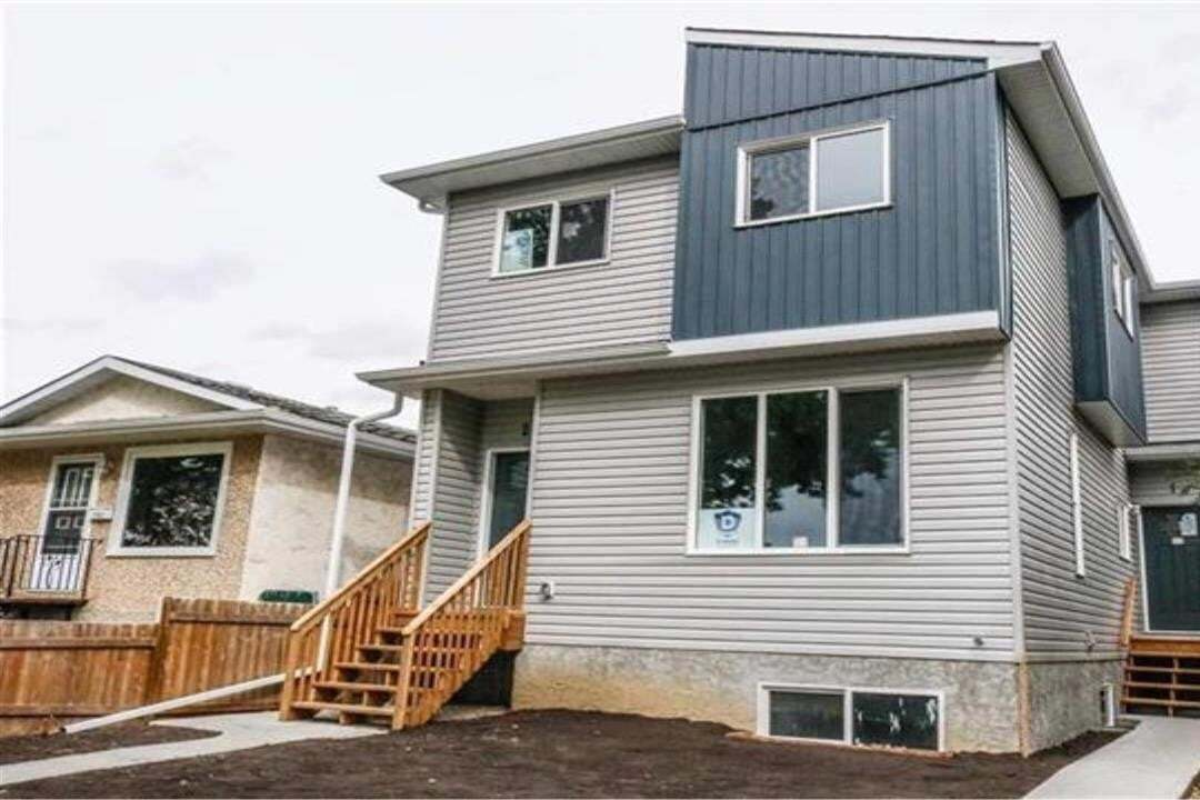 Townhouse for sale at 11619 81 St NW Unit 1 Edmonton Alberta - MLS: E4213929