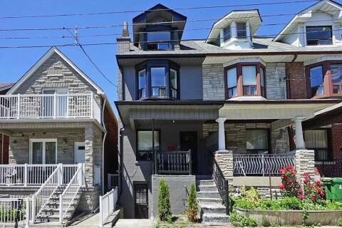 Townhouse for rent at 1182 Ossington Ave Unit 1 Toronto Ontario - MLS: C4834959