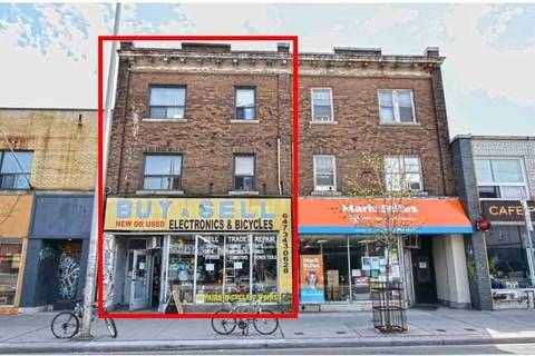 Commercial property for lease at 1197 Bloor St Apartment 1 Toronto Ontario - MLS: C4707952