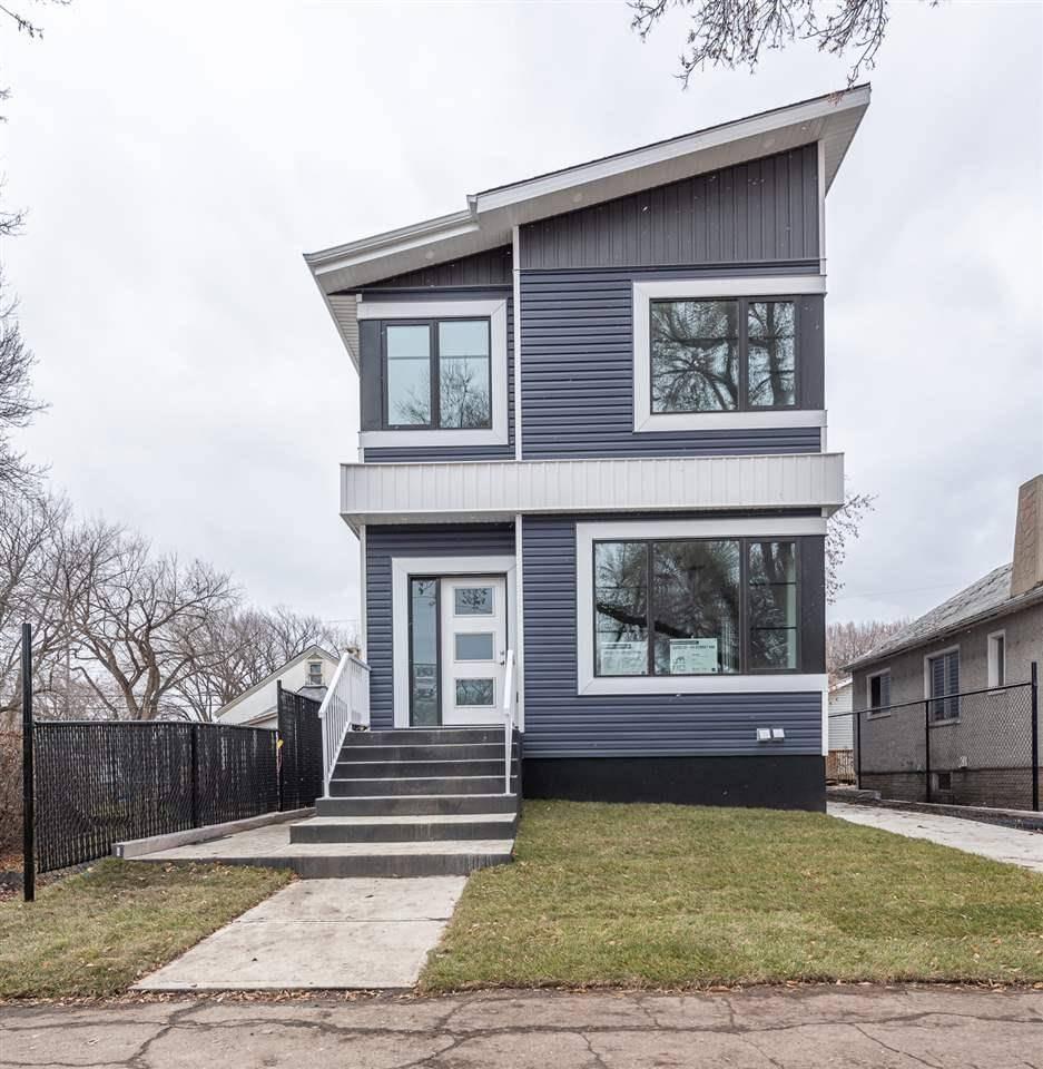 House for sale at 12010 92 St Nw Unit 1 Edmonton Alberta - MLS: E4177460