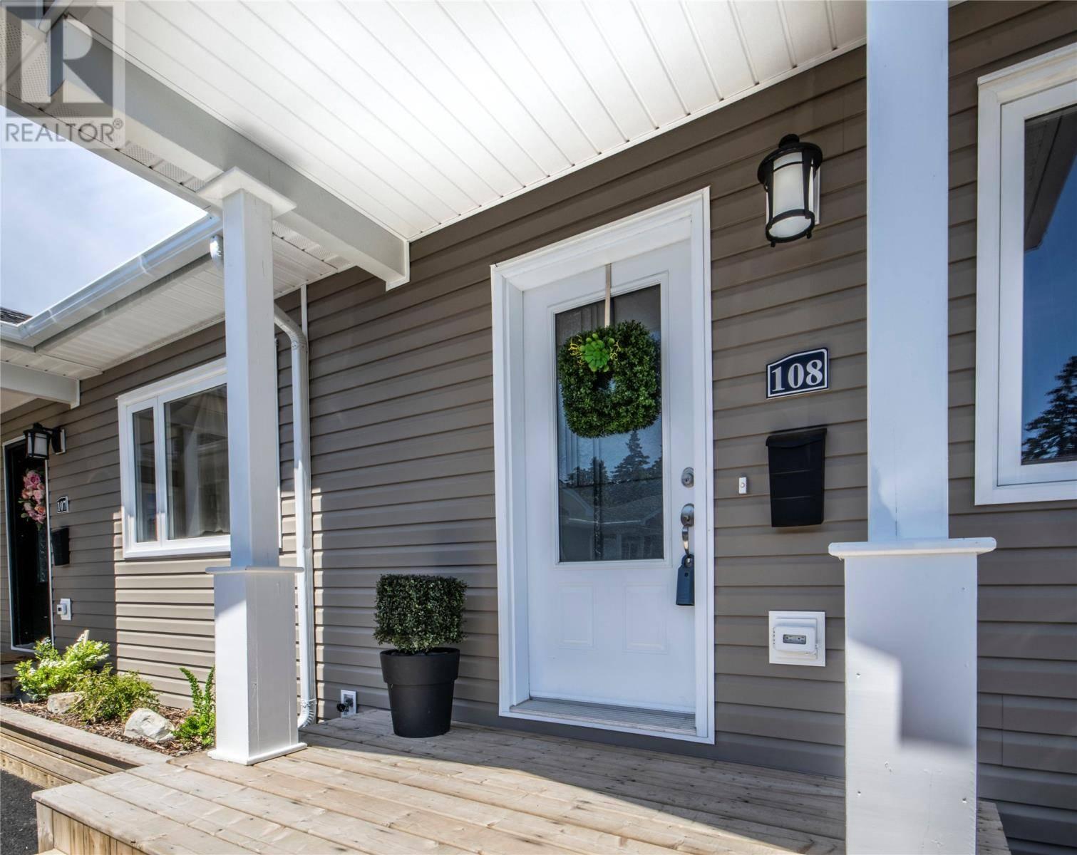House for sale at 1205 Torbay Rd Unit 1 Torbay Newfoundland - MLS: 1178262
