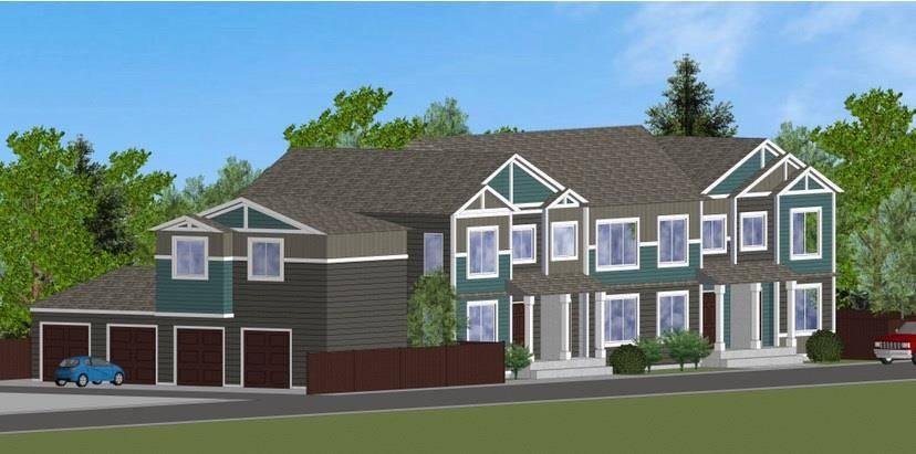 Townhouse for sale at 12102 81 St Nw Unit 1 Edmonton Alberta - MLS: E4186255