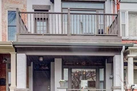 Townhouse for rent at 122 Brunswick Ave Unit #1 Toronto Ontario - MLS: C4545809