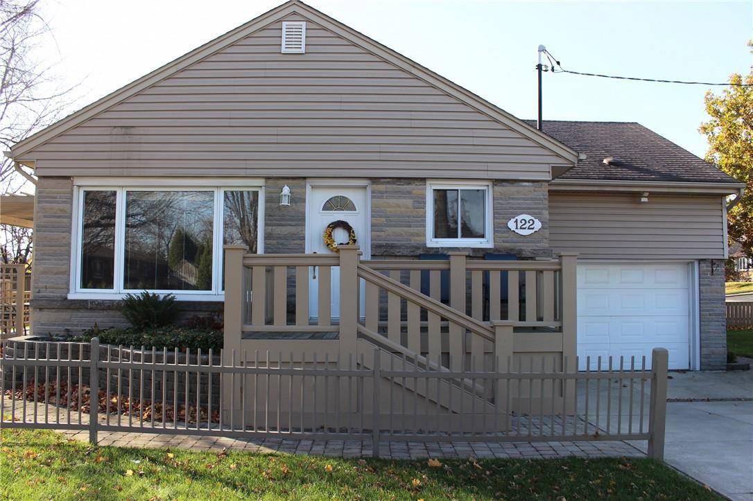 House for rent at 122 Macassa Ave Unit 1 Hamilton Ontario - MLS: H4066274