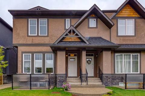 Townhouse for sale at 127 12 Ave Northwest Unit 1 Calgary Alberta - MLS: C4237709