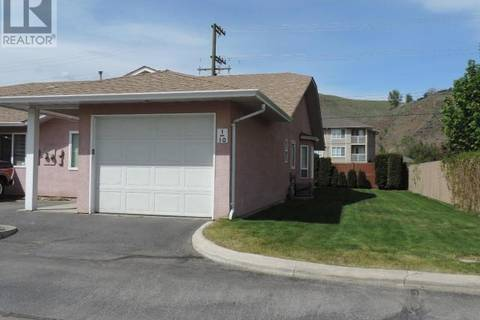 House for sale at 1285 14th St Unit 1 Kamloops British Columbia - MLS: 151235