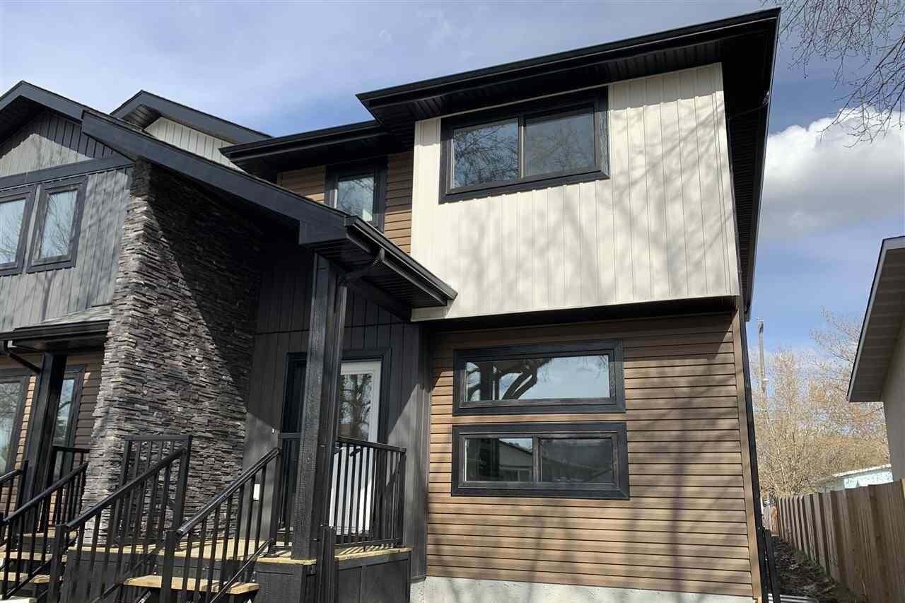 Townhouse for sale at 12929 69 St NW Unit 1 Edmonton Alberta - MLS: E4214661