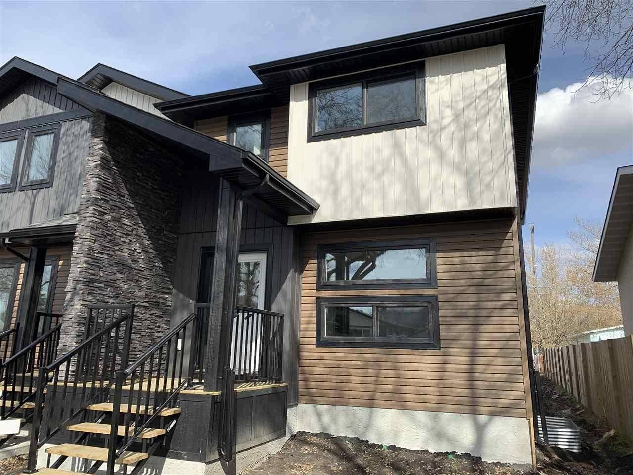Townhouse for sale at 12929 69 St Nw Unit 1 Edmonton Alberta - MLS: E4184073