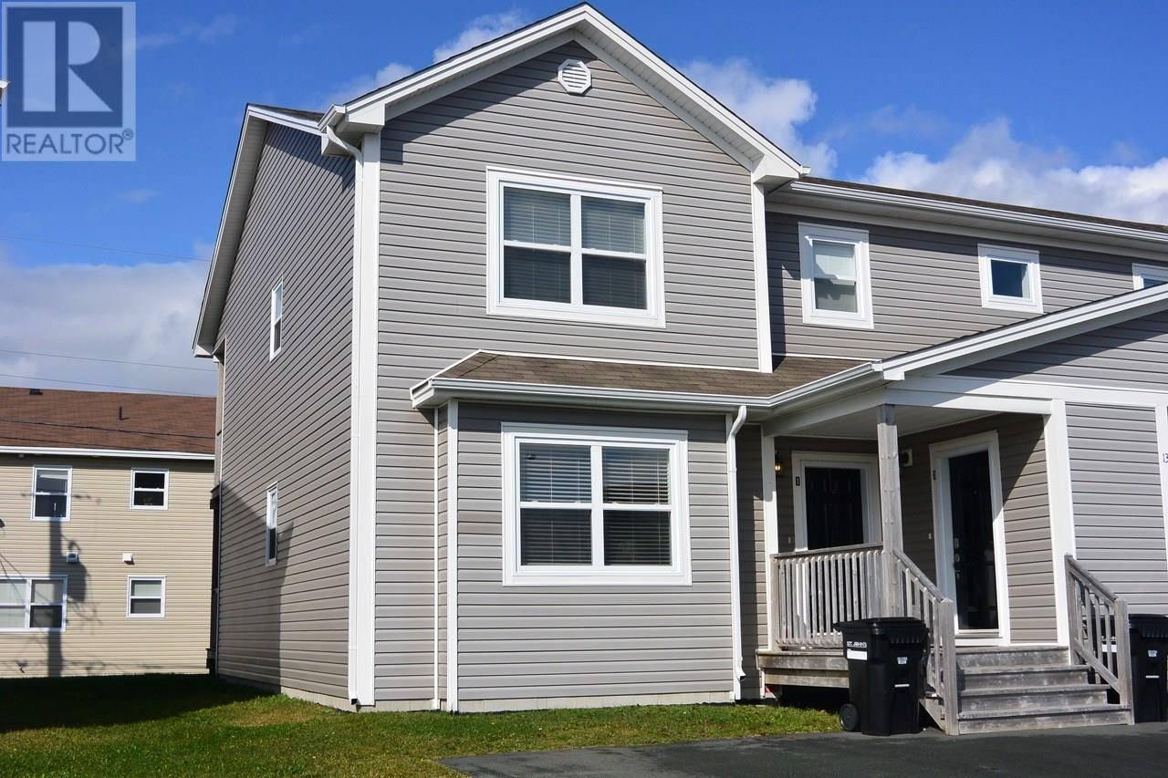 House for sale at 13 Guernsey Pl Unit 1 St. John's Newfoundland - MLS: 1209237