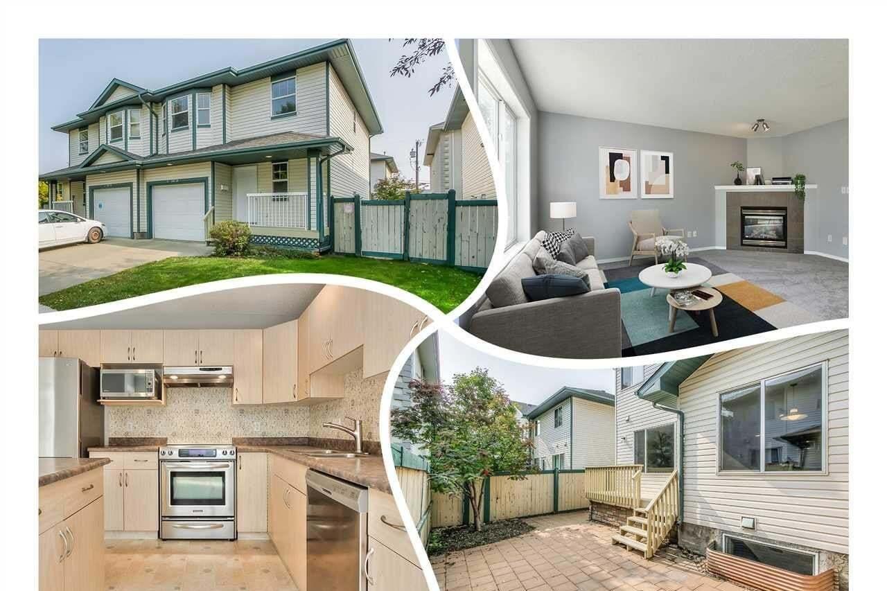 Townhouse for sale at 13007 101 St NW Unit 1 Edmonton Alberta - MLS: E4215423