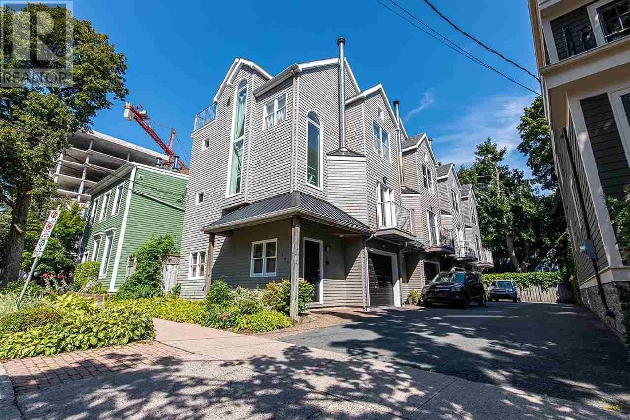 Townhouse for sale at 1345 Dresden Rw Unit 1 Halifax Nova Scotia - MLS: 202018713