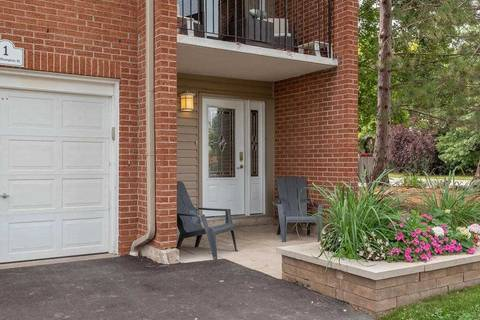 Condo for sale at 1380 Hampton St Unit 1 Oakville Ontario - MLS: W4439053
