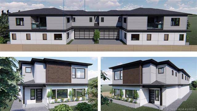 Townhouse for sale at 1385 Mcinnes Ave Unit 1 Kelowna British Columbia - MLS: 10183070