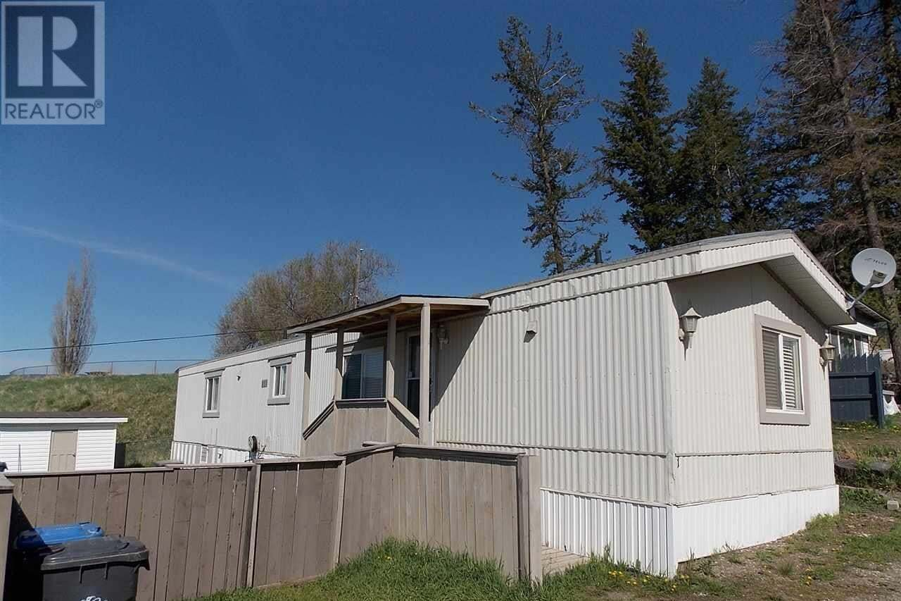 Residential property for sale at 1400 S Broadway Ave Unit 1 Williams Lake British Columbia - MLS: R2455135