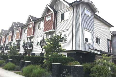 Townhouse for sale at 14177 103 Ave Unit 1 Surrey British Columbia - MLS: R2471287