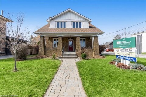Commercial property for sale at 142 Martin St Unit 1 Milton Ontario - MLS: 40036017