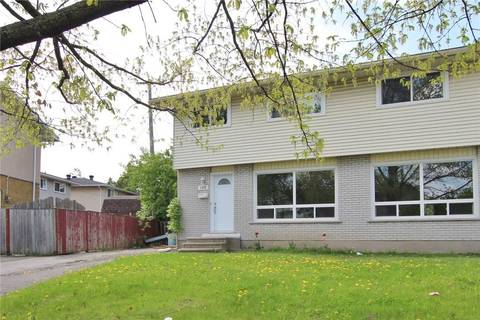 House for rent at 1472 Claymor Ave Unit 1 Ottawa Ontario - MLS: 1156092