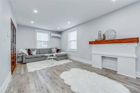 Apartment for rent at 1492 Dundas St Unit 1 Toronto Ontario - MLS: E4654120