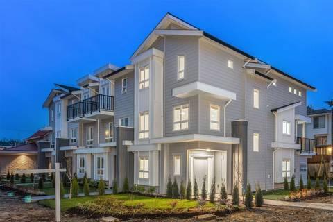Townhouse for sale at 1538 Dorset Ave Unit 1 Port Coquitlam British Columbia - MLS: R2451671