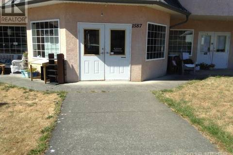 Commercial property for sale at 1587 Joan Ave Unit 1 Crofton British Columbia - MLS: 453982