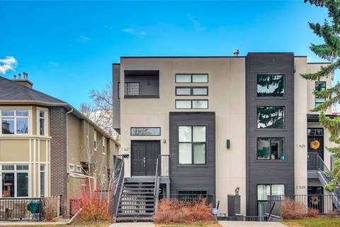 Townhouse for sale at 1627 27 Ave Southwest Unit 1 Calgary Alberta - MLS: C4270371