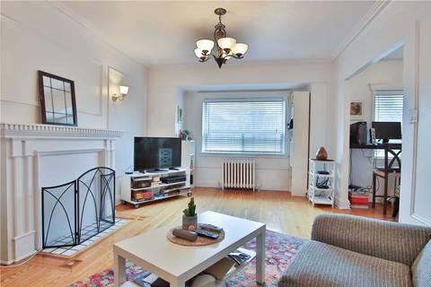 Condo for sale at 1648 Bathurst St Unit 1 Toronto Ontario - MLS: C4652663