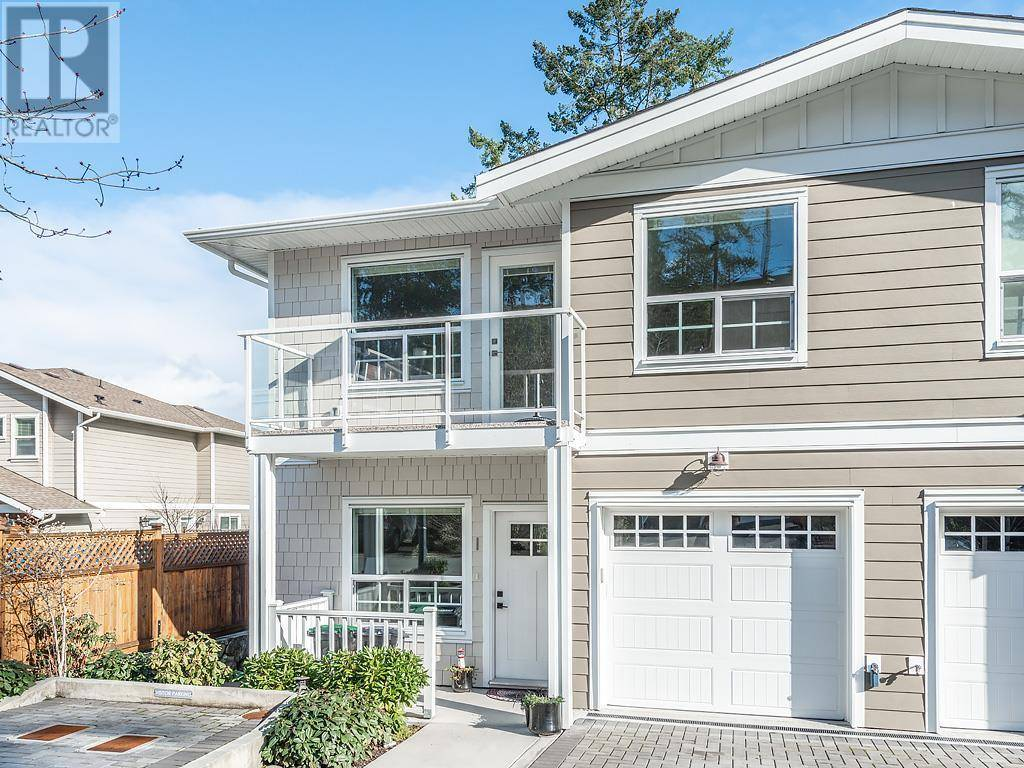 Townhouse for sale at 1649 Lloyd Pl Unit 1 Victoria British Columbia - MLS: 420996
