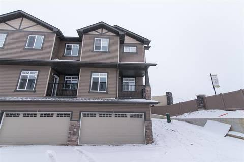 Townhouse for sale at 1703 16 Ave Nw Unit 1 Edmonton Alberta - MLS: E4181618