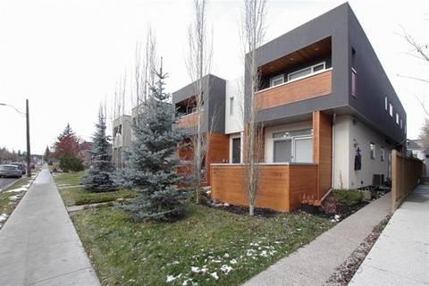 Townhouse for sale at 1718 Kensington Rd Northwest Unit 1 Calgary Alberta - MLS: C4284913