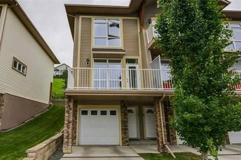 Townhouse for sale at 172 Rockyledge Vw Northwest Unit 1 Calgary Alberta - MLS: C4277716