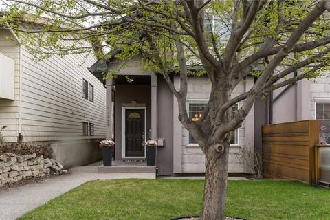 Townhouse for sale at 1728 36 Ave Southwest Unit 1 Calgary Alberta - MLS: C4295649