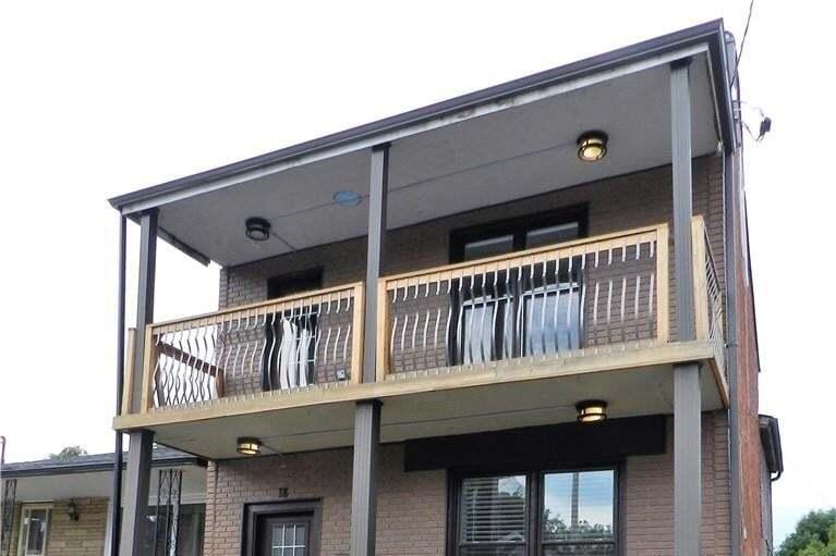 House for rent at 18 Picton St W Unit 1 Hamilton Ontario - MLS: H4084690