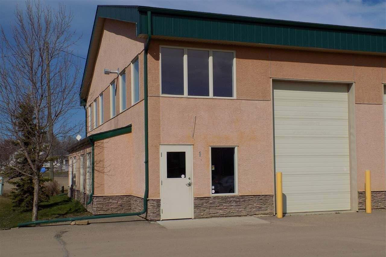 Commercial property for sale at 18 Village Creek Cs Unit 1, Rural Wetaskiwin County Alberta - MLS: E4154715