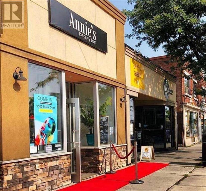 Commercial property for sale at 185 Ottawa St N Unit 1 Hamilton Ontario - MLS: 30779708