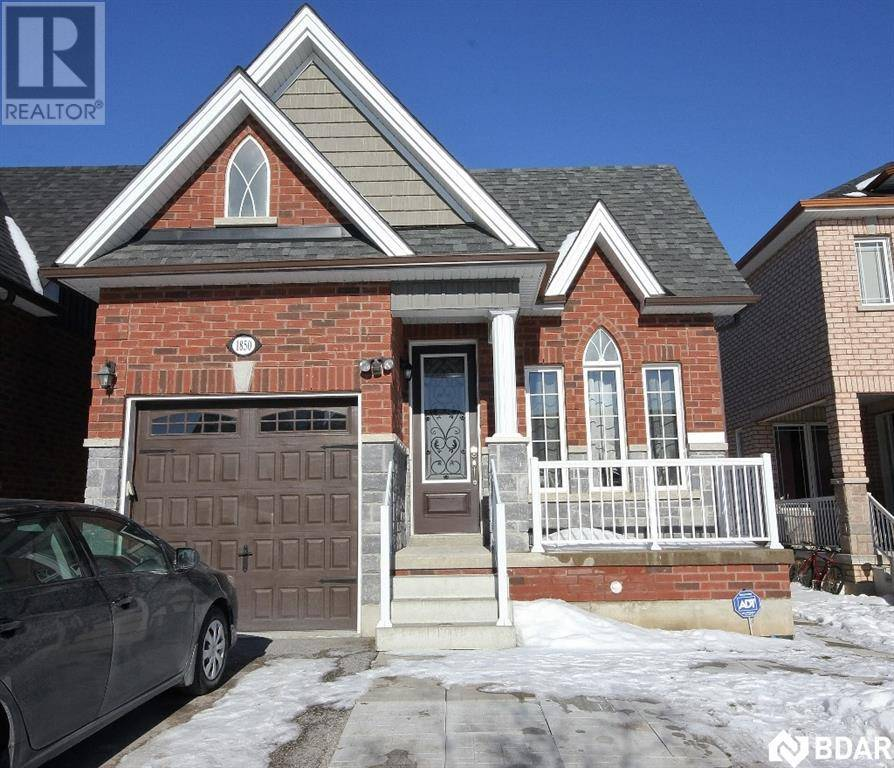 House for rent at 1850 Lambstone St Unit 1 Innisfil Ontario - MLS: 30788968