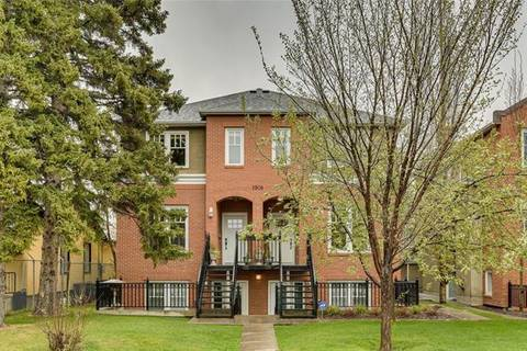Townhouse for sale at 1908 32 St Southwest Unit 1 Calgary Alberta - MLS: C4245877