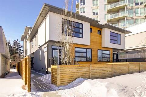 Townhouse for sale at 1913 24 St Southwest Unit 1 Calgary Alberta - MLS: C4229864