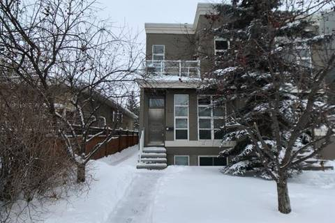 Townhouse for sale at 1913 28 St Southwest Unit 1 Calgary Alberta - MLS: C4228807