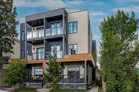 Townhouse for sale at 1913 33 St Southwest Unit 1 Calgary Alberta - MLS: C4291793