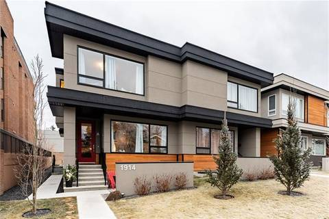 Townhouse for sale at 1914 25a St Southwest Unit 1 Calgary Alberta - MLS: C4288542