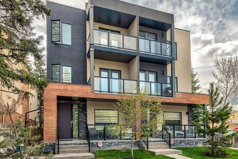 Townhouse for sale at 1915 33 St Southwest Unit 1 Calgary Alberta - MLS: C4247633