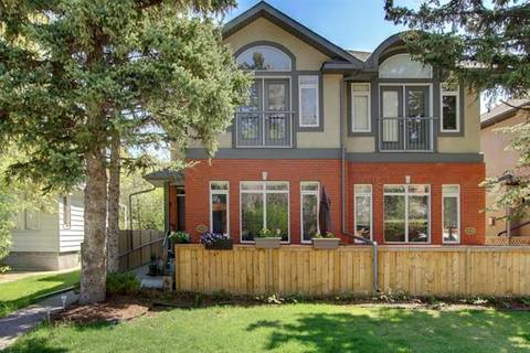 Townhouse for sale at 1918 33 St Southwest Unit 1 Calgary Alberta - MLS: C4248030