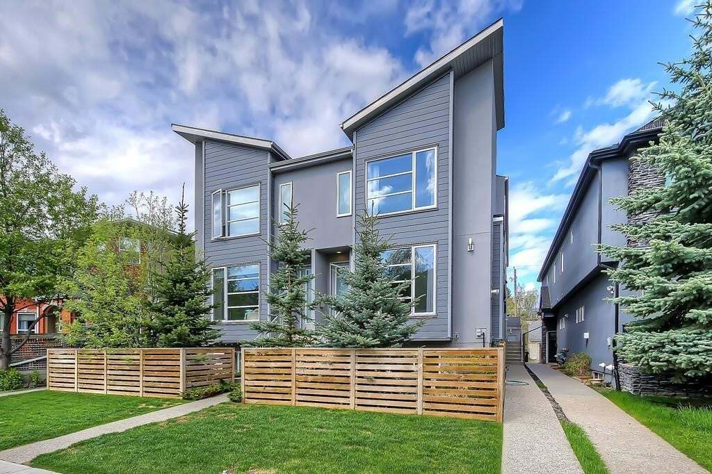 Townhouse for sale at 1929 32 St SW Unit 1 Killarney/glengarry, Calgary Alberta - MLS: C4299107