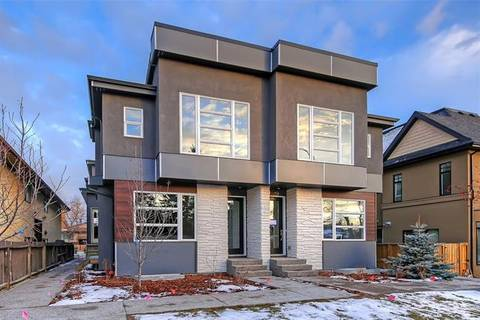 Townhouse for sale at 1934 25a St Southwest Unit 1 Calgary Alberta - MLS: C4236187
