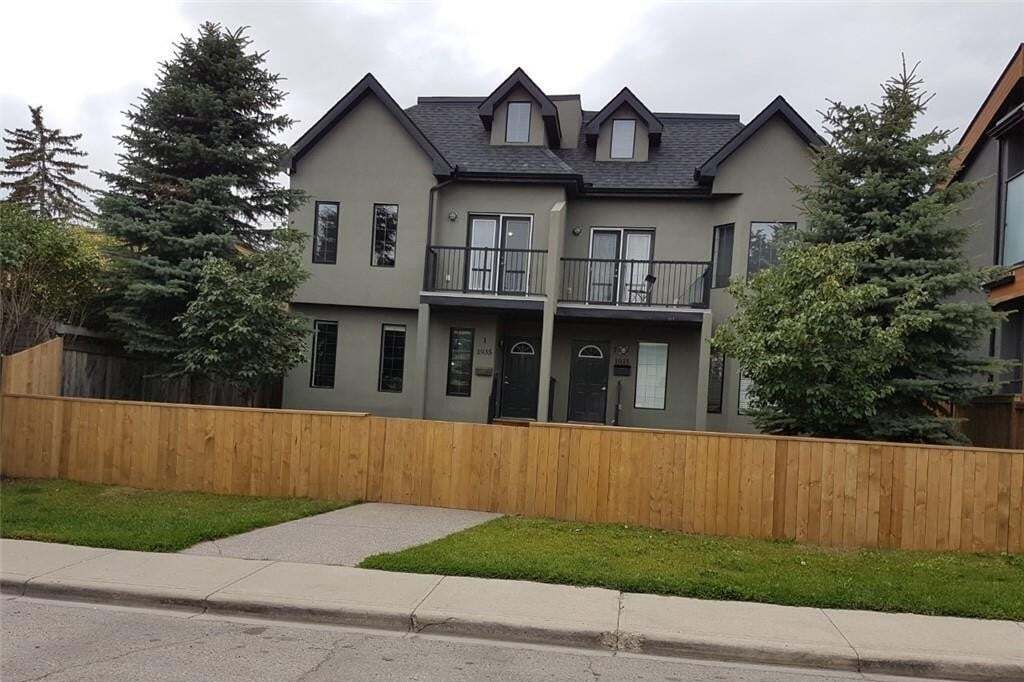 Townhouse for sale at 1935 24 St SW Unit 1 Killarney/glengarry, Calgary Alberta - MLS: C4296896