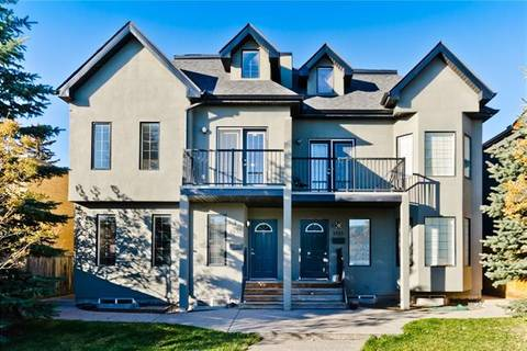 Townhouse for sale at 1935 24 St Southwest Unit 1 Calgary Alberta - MLS: C4222243